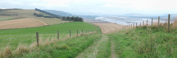 Mile 114 Towards Newburgh (sponsored by Sam and Emily Hesling, Sophie Nioche, Sarah Dooley and Dave Fletcher)