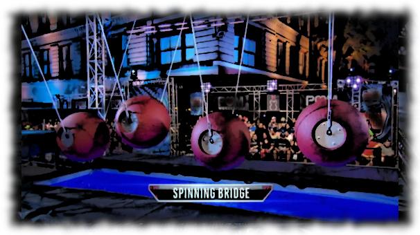 Spinning Bridge