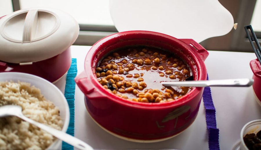 The Most Authentic Old Dehli Style Chole Bhature Recipe. Photo by Rishabh Mathur.