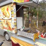 Food truck at LIG Maggie, Indore. Pic courtesy: Zomato