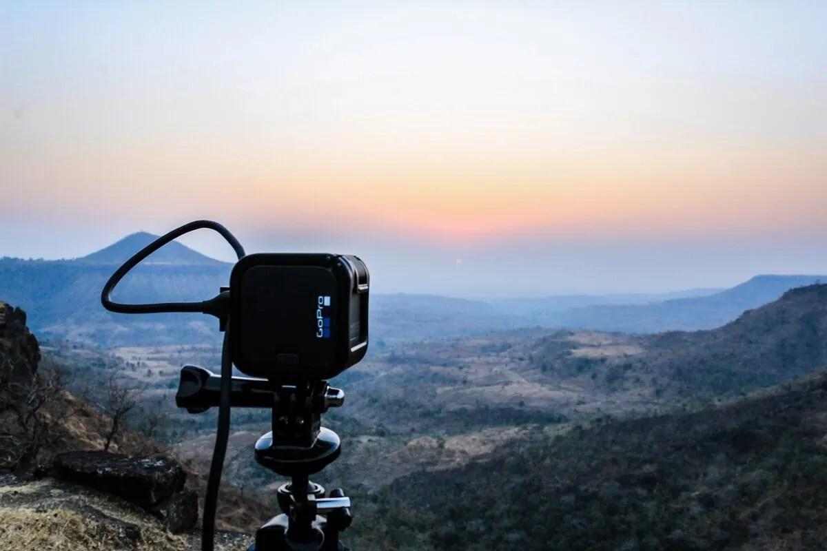 Sunset Point, Mandu. Pic courtesy: vkpriyesh