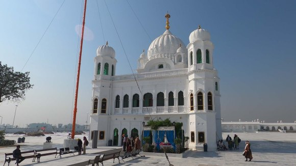 Kartarpur Darbar Sahib (Main Prayer Hall)