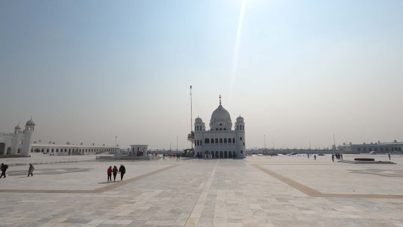 Kartarpur Sahib, Pakistan 3