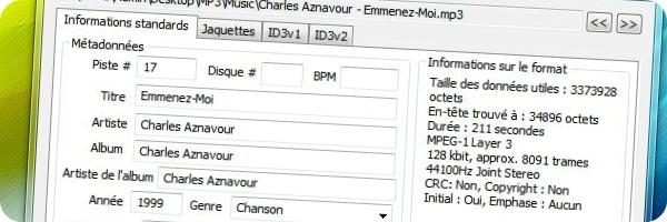 Infos-mp3