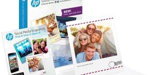 HP Social Media Snapshots Photo Paper