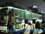 夜行バス 2007 東京〜神戸