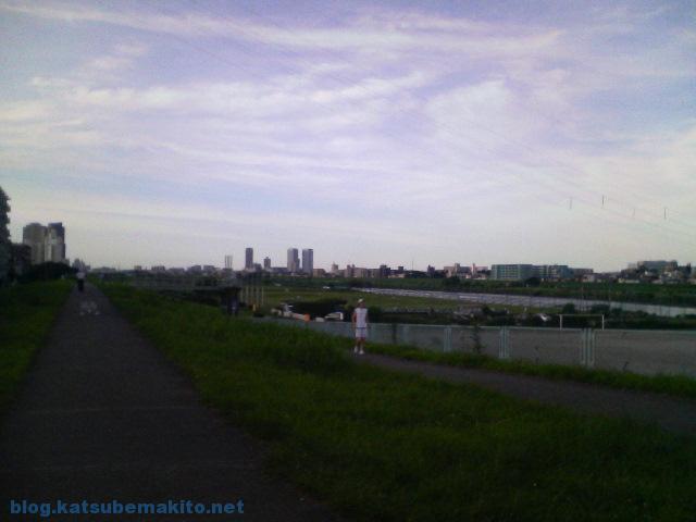 多摩川 2007 早朝 1
