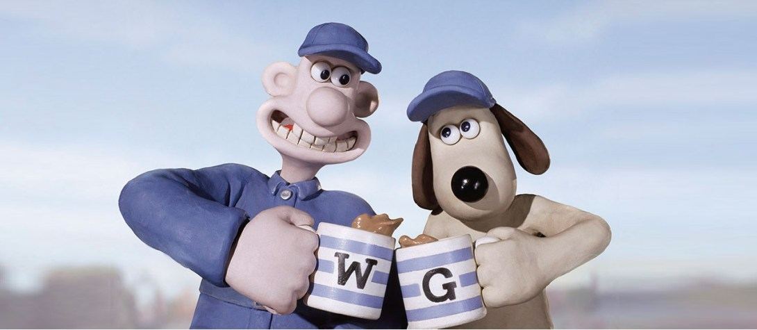 Featured image from the Wallace & Gromit, The Curse of the Wererabbit
