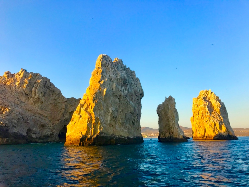We boarded a lovely catamaran, listened to the gentle twang of jazz music, sipped delicious wine, and took in the sights of the pacific for a sunset cruise. This was one of my favorite parts of the trip.