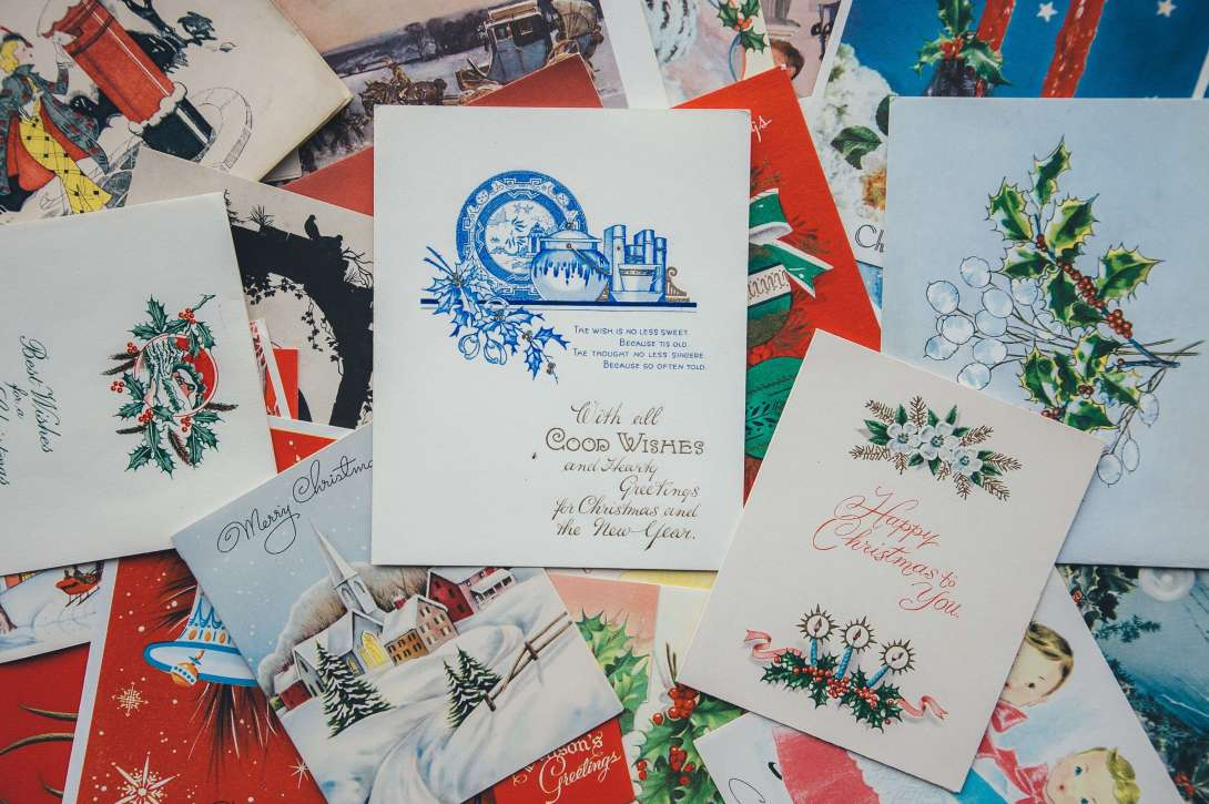 historic greeting cards
