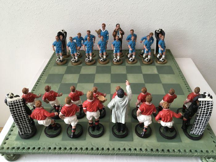 10 Similarities Between Chess and Football