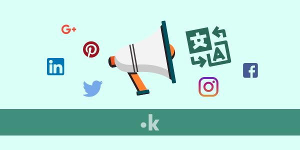 social media linguaggi canali