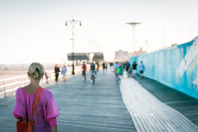 Coney Island photos by NYC photojournalist, Kelly Williams