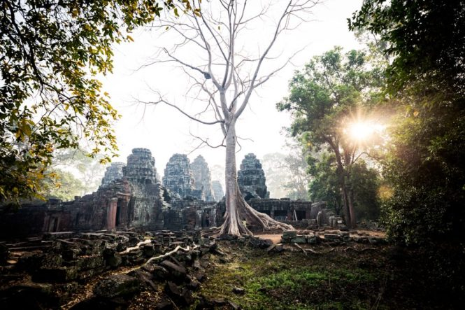 Banteay Kdei for an Angkor Wat temple guide