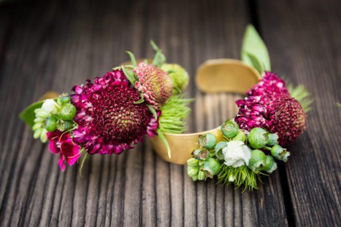 Flowers for a SoHo wedding