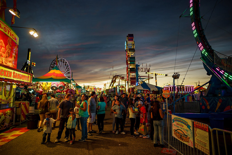 An image from the New Mexico State Fair 2015, Albuquerque