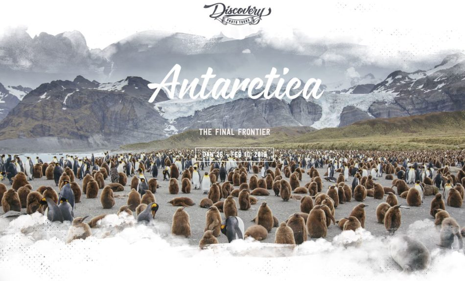 Antarctica Photo Tour
