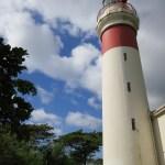 Le phare maintenant désaffecté sert à l'office de tourisme