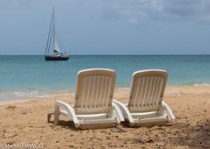 Les fauteuils et les bateaux