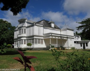 La maison Martin Valliamée à Saint-André