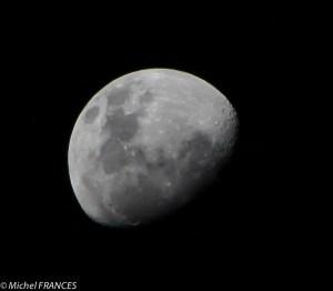 La lune du 30 mai 2012 à Saint-Pierre