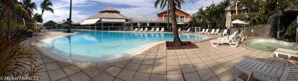 La piscine de l'Archipel