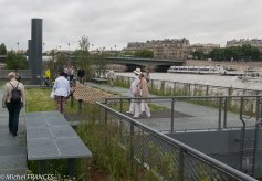 Berges rive gauche - Paris