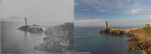 La pointe du Minou - J. Duclos 1873 - MF 2013