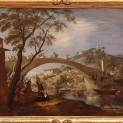 Pandolfo Reschi : Assaut près d'un couvent (vers 1690)
