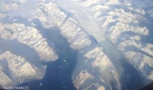 Fjords du Groenland