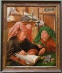 Les collecteurs d'impôt de Marinus van Reymerswaele