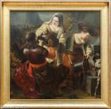 Une nouvelle arrivée : Ferdinand Bol - Éliezer er Rébecca au puits