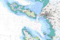Scan littoral issu de la collaboration entre le SHOM et l'IGN