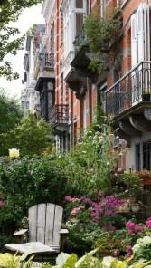 Superbes maisons de la rue de la Vallée
