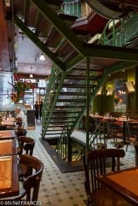 Le restaurant La Quincaillerie