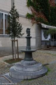 Fontaîne rue Rollenbeek