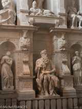 Le mausolée de Jules II