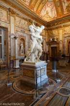 L'Enlèvement de Perséphone par Le Bernin