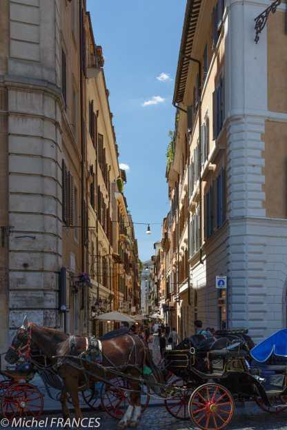 Via della Carrozze