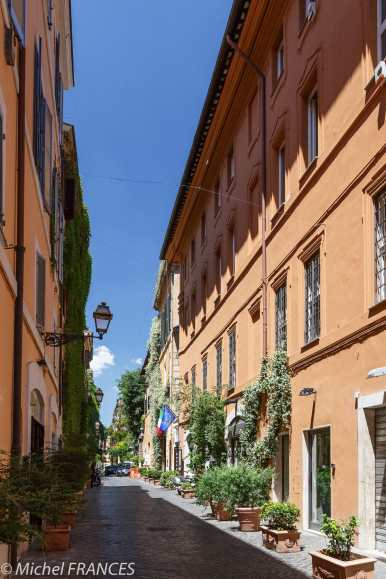 La très belle Via Margutta