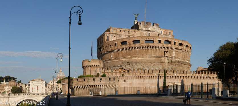 Le Castel Sant'Angelo
