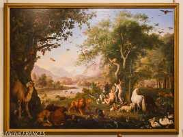 Wenzel Peter - Le jardin d'Eden