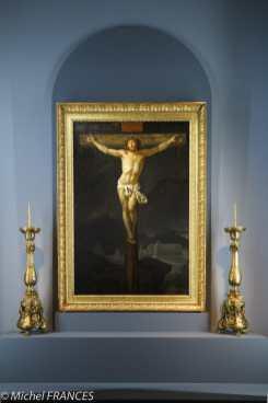 Jacques-Louis David - Le Christ en croix - 1782