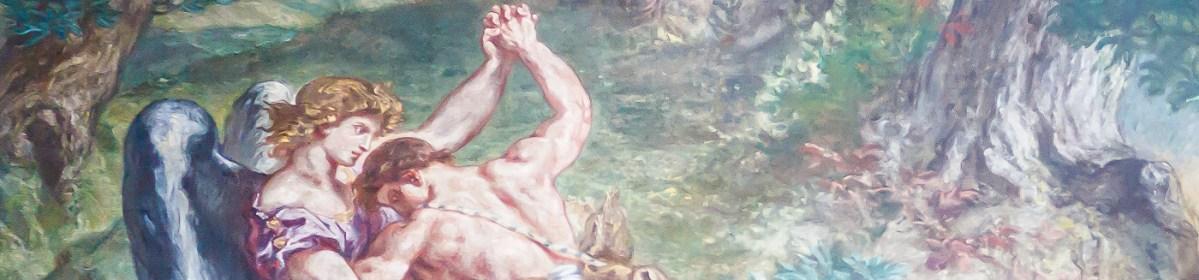 Eugène Delacroix et la Chapelle des Saint-Anges