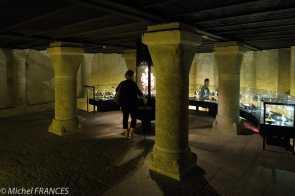 La crypte de la Cathédrale et son trésor