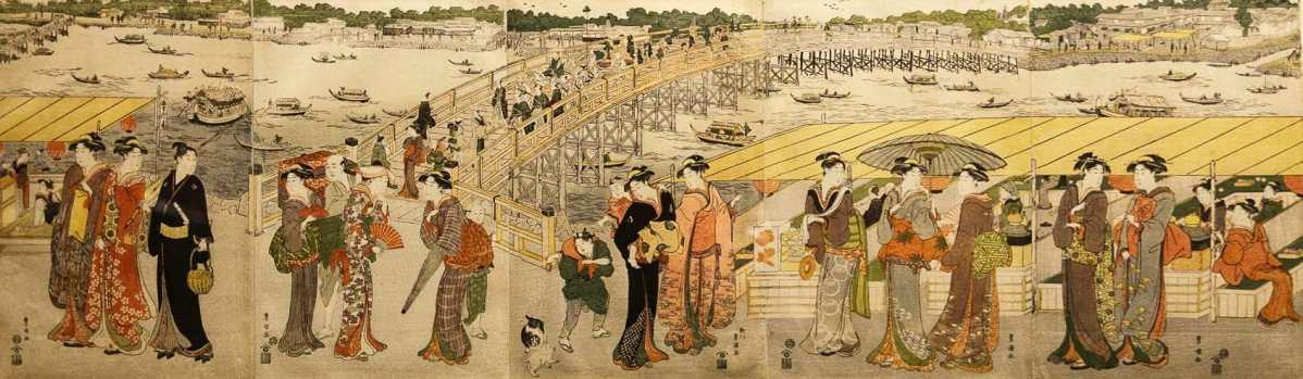 Un voyage dans les paysages japonais