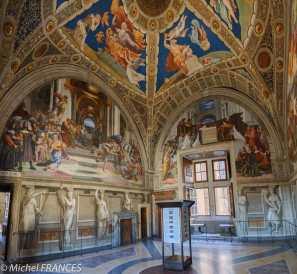 Musées du Vatican - même besoin de tout montrer