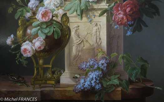 Musée de la vie romantique - expo Pierre-Joseph Redouté, le pouvoir des fleurs