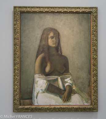 Musée d'art moderne de paris - Expo Derain, Balthus, Giacometti