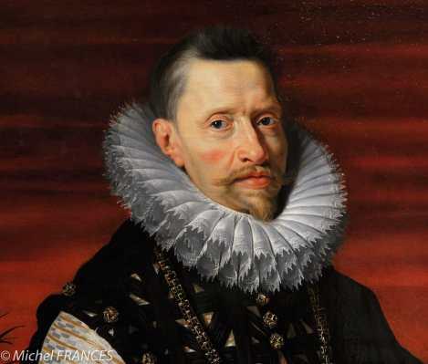 Musée du Luxembourg - exposition Rubens, portraits princiers - Atelier de Rubens - Portraits de l'Archiduc Albert